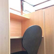 自習室があたらしく!