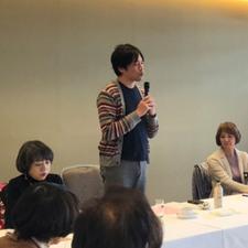 国際ソロプチミスト神戸東例会で、代表山口が講演をしました