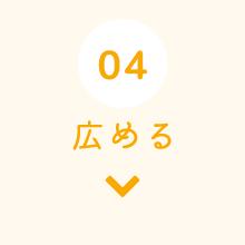 3.広める